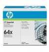 Toner HP CC364X black