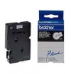 Páska BROTHER TC291 Black On White Tape (9mm)