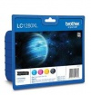 Atramentová kazeta BROTHER LC-1280XL CMYK multipack